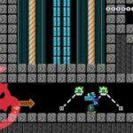 70秒スピードラン / ビームは男のロマン by タックマンメガネ+2 🍄 Super Mario Maker 2 #ael 😶 No Commentary